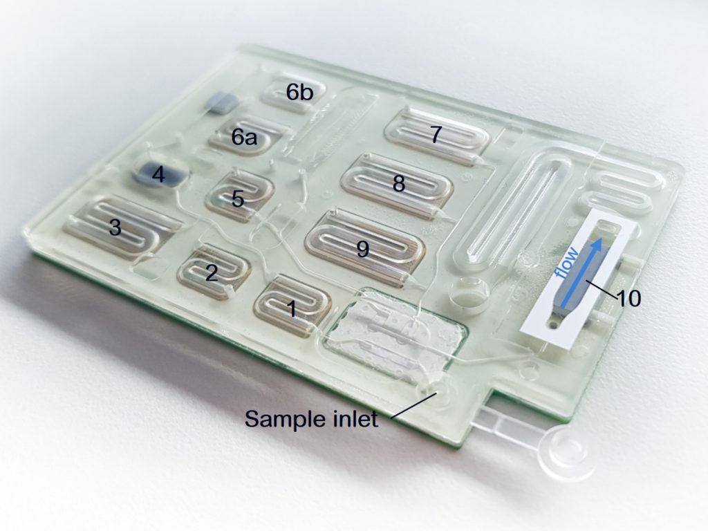 IVD-Kartusche IVD cartridge